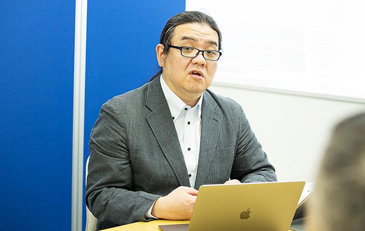 セキュリティ分野のジャーナリストである武山知裕氏